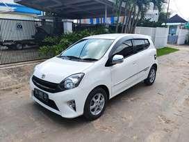 Toyota Agya G Matic 2015 Dp 12 Jt 2,6 x 4 Thn
