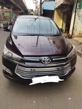 Toyota Innova Crysta 2017 Diesel Well Maintained