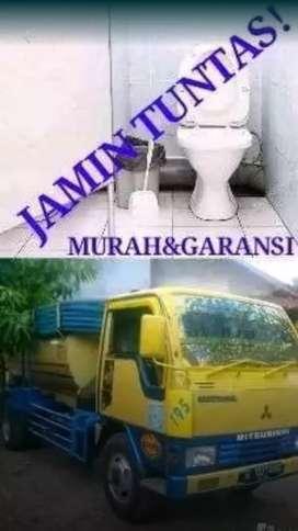 Atasi wc tumpat saluran air wastafel tumpat sedot saptitank sedot wc