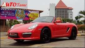 Porsche Boxster 2.7 PDK 2011 Km 10Rb 99.9% Persis Baru Mbl Simpanan