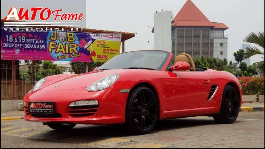 Porsche Boxster 2.9 PDK 2011 Km 10Rb 99.9% Persis Baru Mbl Simpanan 0