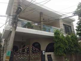 Fully furnished first floor in good locality
