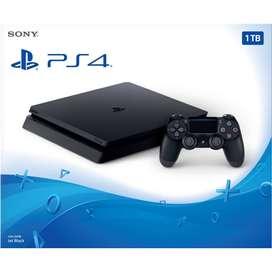 SONY PLAYSTATION PS4 1TB