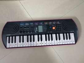 Casio Mini Keyboard SA-78