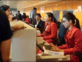 Air Ticket Executive hiring for Nagpur Airport.