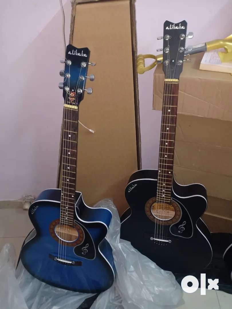 Semi acoustic guitar for sale new