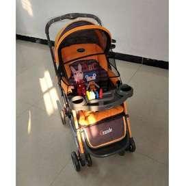 Dijual Stroller Pliko Grande