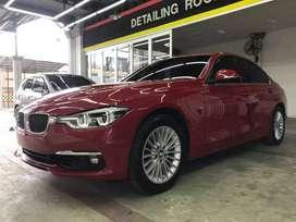 BMW e320i LCI Facelift type luxury