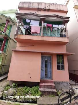 Two storey house in good condition