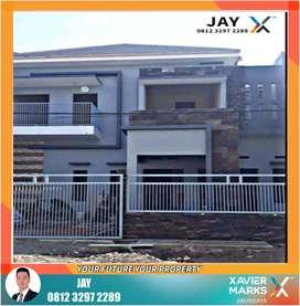 Rumah Mewah 2 Lantai Siap Huni dekat Mitra Tani