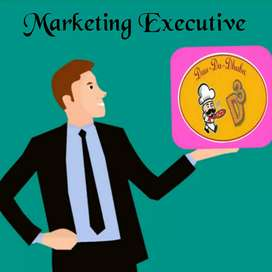 Promotion & Marketing Executives for restaurant.