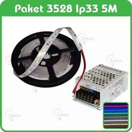 Lampu Led Strip Type 3528 Ip33 (Indoor)