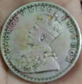 Old coin.bechna hsi