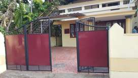 Independent Beautiful House in Kuravankonam near Infant Jesus School