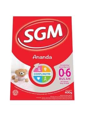 SGM Ananda 0-6 bulan 4 pcs