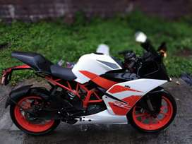 KTM RC200 LIMITED EDITION
