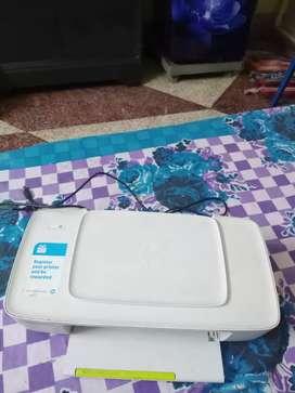 6 month old printer color printer hp
