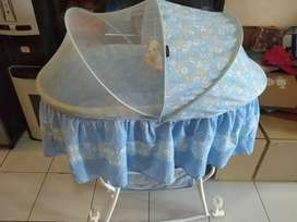 baby box ranjang tempat tidur bayi pliko