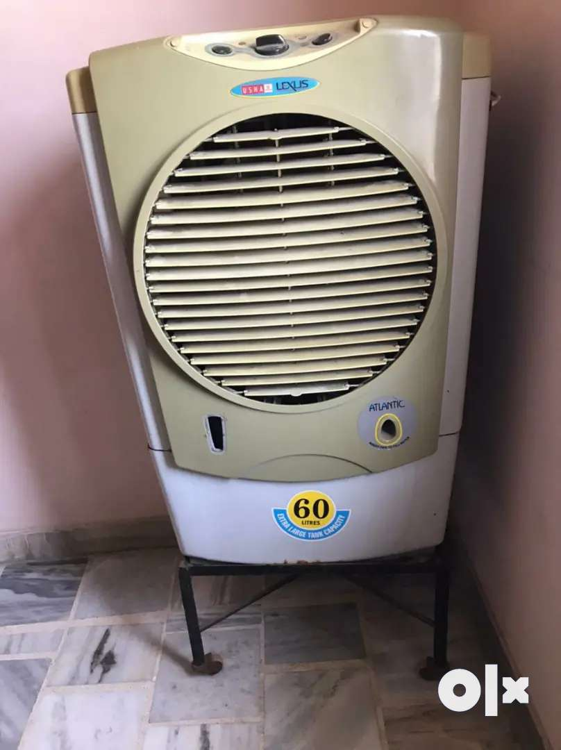Two cooler in vgud condition one is Usha other is non branded
