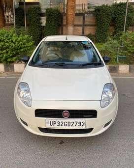 Fiat Punto 2015 Diesel 54000 Km Driven UP registration,