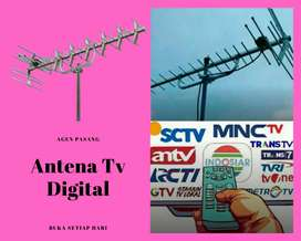 Specialist Pasang Baru Sinyal Antena Tv Tambun Selatan