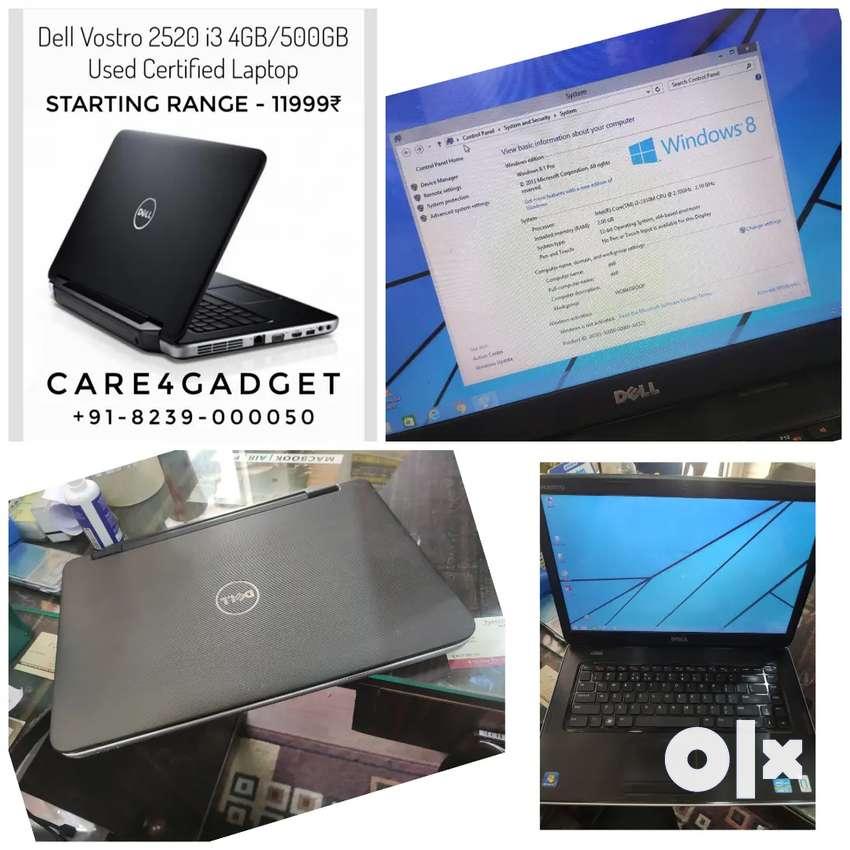 Dell Vostro i3 4GB/500GB excellent condition