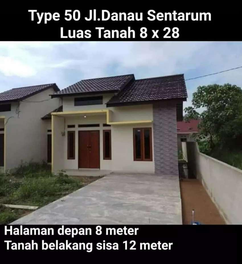 Rumah Siap Huni Type 50 0