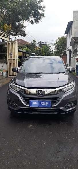 Honda hrv E cvt 2019 km 14 rebu