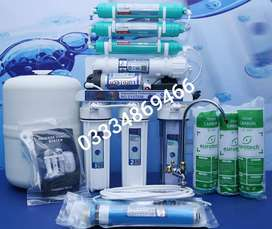 Eurotech Original Taiwan Ro plant-7 Stage Ro Water filter for home