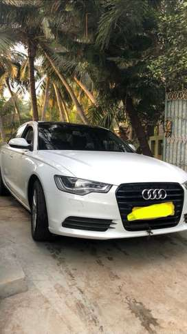 Audi A6 2013 Diesel Well Maintained