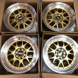 Looking New Car Alloy Wheels & Tyres