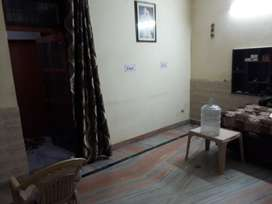 Independent house for rent at main road