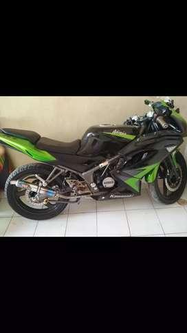 Kawasaki mantul gaes