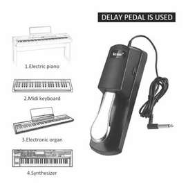 Brand new sustain pedal for piano and keyboard