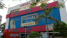 Urgent required fresher male and female candidate in shopping mall