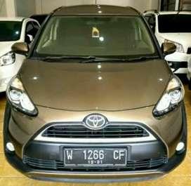 Toyota Sienta V 2016 Manual KREDIT