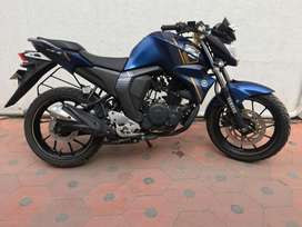 Fzs limited edition with rear disk