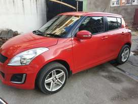 Maruti Suzuki Swift VXi + Manual, 2017, Petrol