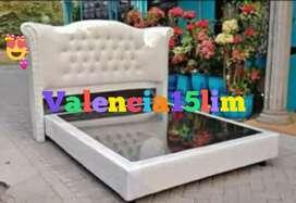Divan Tempat Tidur /Dipan Tempat Tidur/Divan/Divan Kasur 160x200(No.2)