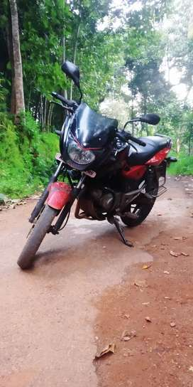 Pulsar 150  good vechile  new back tyre  all paper clear good mileage