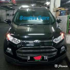 Ford Ecosport Titanium AT Sunroof 2014 DP 20jt