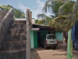 House and plot in radaamkutty