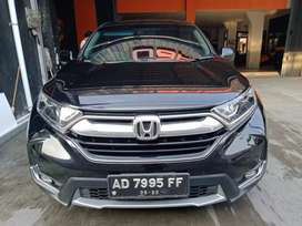 Honda CRV 1.5 Turbo 2017