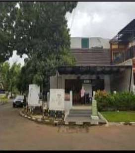 Rumah + Cafe business di Kencana Loka BSD City