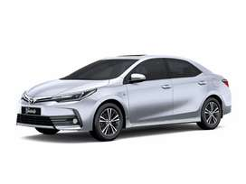 Toyota Corolla Altis 1.6 2019 now available on only 20% advance