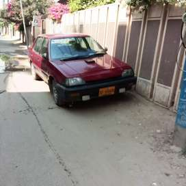 Honda Civic first time outer shawer 5 speed . Tyre new