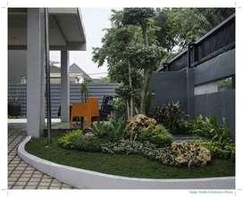 Mau Taman & Relief Taman MAMUJU?! Spesialis Pembuatan Desain & Perawat