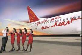 GROUND STAFF VACANCIES IN SPICEJET AIRLINES