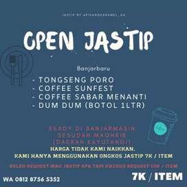 Jastip Makanan Banjarbaru ke Banjarmasin