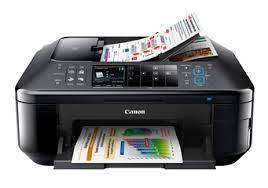 Canon Pixma MX 897 Printer (No Color Ink cartridges included)